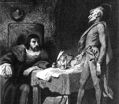 Image result for Faustian bargain