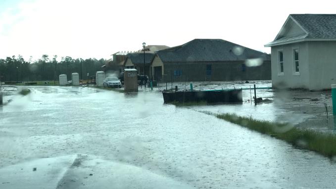 Mosaiac Flooding