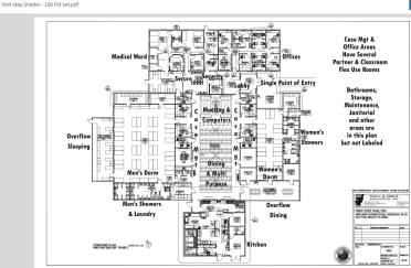 First Step Floorplan